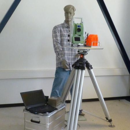 PEGA TotalStation Operator Small