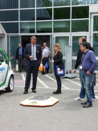 iTURTLE: Automatic Controlled Target Carrier for ADAS Testing