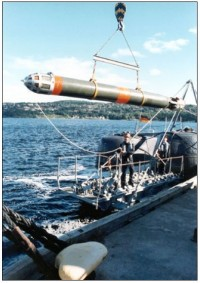 Subsea Weapon Attitude Heading Reference